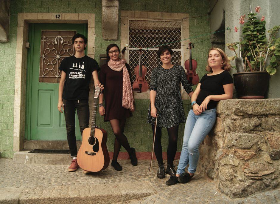 o grupo Dadga ofrecerá un concerto ás 11.00h