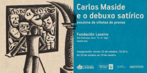 Carlos Maside e o debuxo satírico